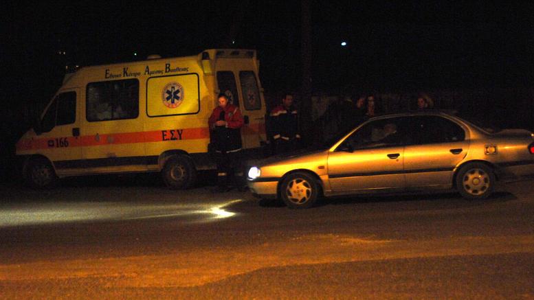 Νεκρός 46χρονος που παρασύρθηκε από αυτοκίνητο