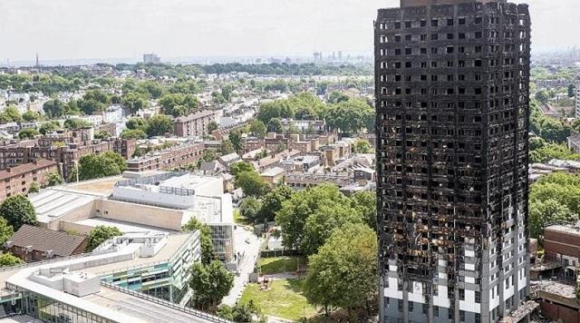 Βρετανία: Ανοίγει ο φάκελος ερευνών για τη φονική πυρκαγιά στον Πύργο Γκρένφελ