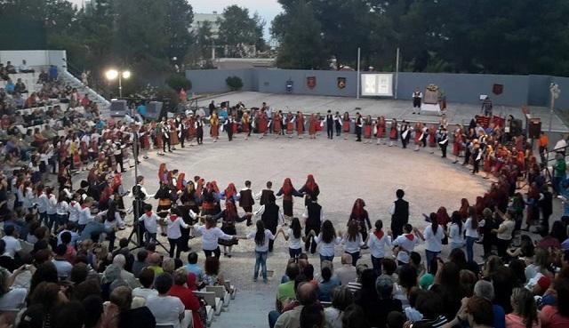Εναρξη χορευτικών τμημάτων στον Σύλλογο Ανατολικής Ρωμυλίας Βόλου