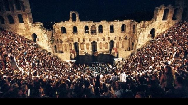 Μουσικοχορευτική εκδήλωση στο Ηρώδειο για το Ολοκαύτωμα της Αγχιάλου