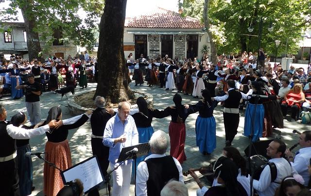Ξεκινά η νέα χορευτική χρονιά στον Πολιτιστικό Σύλλογο Κεραμιδίου