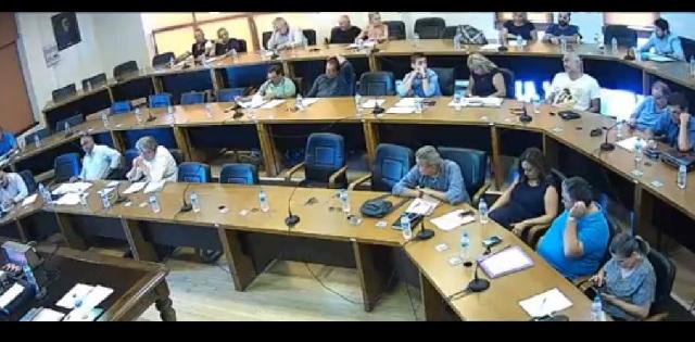 Απουσίες λόγω Πανεπιστημιούπολης στο Δημοτικό Συμβούλιο Βόλου