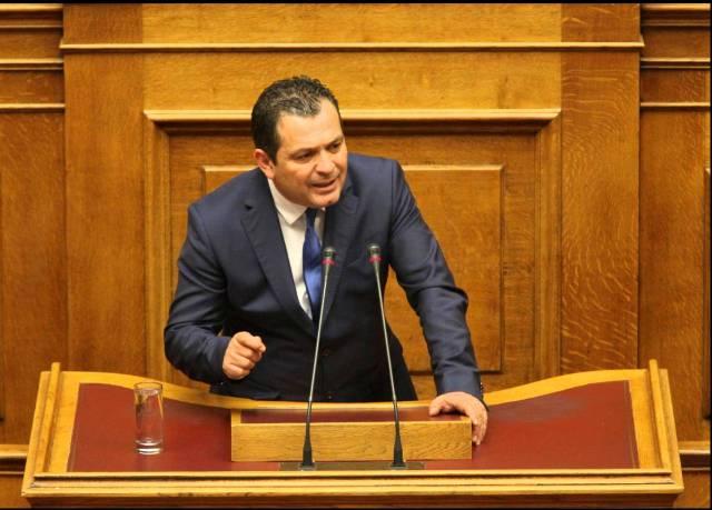Με κλιμάκιο στη Θεσσαλονίκη ο Βουλευτής Μαγνησίας Χρήστος Μπουκώρος