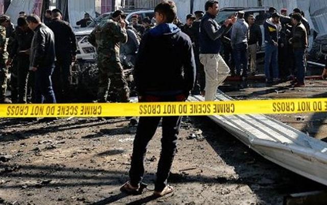 Ιράκ: Τουλάχιστον 50 νεκροί σε διπλή τρομοκρατική επίθεση
