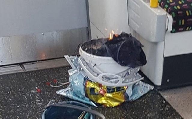 Έκρηξη σε σταθμό του υπόγειου σιδηροδρόμου του Λονδίνου. Πληροφορίες για τραυματίες