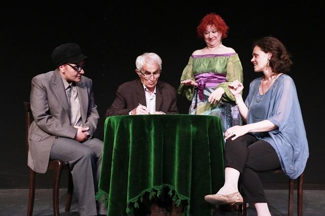 Βιωματικά σεμινάρια θεάτρου επί σκηνής