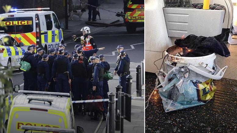 Τρομοκρατία η επίθεση στο μετρό του Λονδίνου λένε οι αρχές