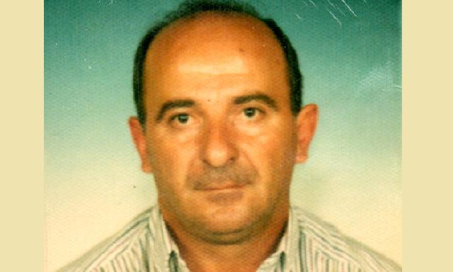 40ημερο μνημόσυνο ΓΕΩΡΓΙΟΥ ΣΙΑΦΑΚΑ