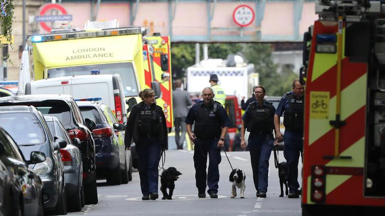 Λονδίνο: Στα ίχνη του δράστη της τρομοκρατικής επίθεσης οι αρχές