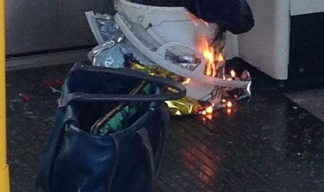 Παραλίγο μακελειό στο Λονδίνο: Η βόμβα περιείχε το εκρηκτικό «Μητέρα του Σατανά»