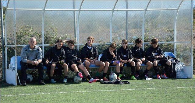 Προπόνηση Μικτής ομάδας  Παίδων ΕΠΣ Θεσσαλίας