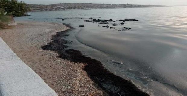 Λιμενικό: Η ρύπανση έφτασε στο Λαγονήσι