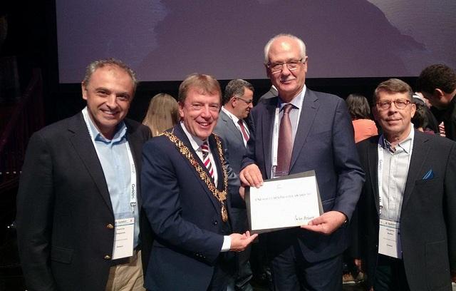 Στην Λάρισα το βραβείο της UNESCO για τις «Πόλεις που Μαθαίνουν»