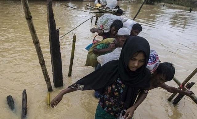 Ο στρατός του Μπανγκλαντές θα συμμετάσχει σε επιχειρήσεις για την ανακούφιση των Ροχίνγκια