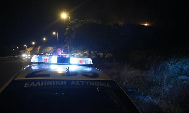 Αστυνομικό μπλόκο σε αυτοκίνητο που μετέφερε 108 κιλά κάνναβης
