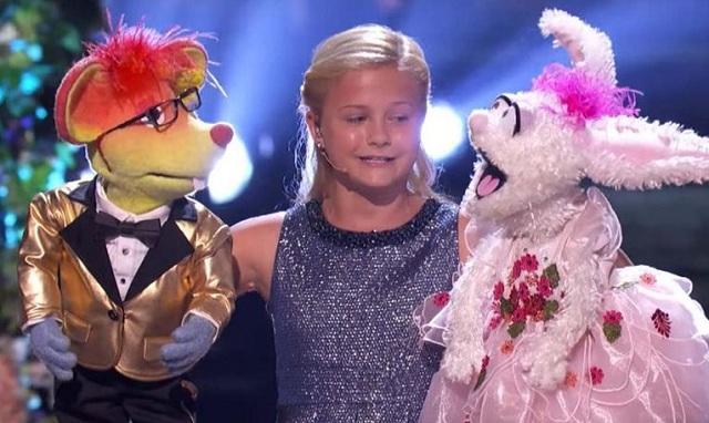 Η μικρούλα εγγαστρίμυθος Ντάρσι κέρδισε το «Αμερική έχεις ταλέντο» με ένα απίστευτο σόου [videos]