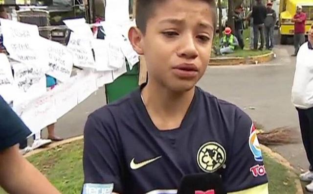 Συγκλονιστική μαρτυρία μαθητή από το σχολείο που κατέρρευσε στο Μεξικό