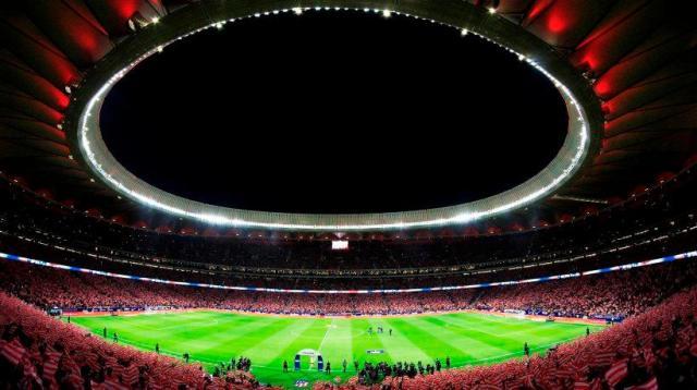 Στο «Wanda Metropolitano» ο τελικός  του Champions League το 2019!