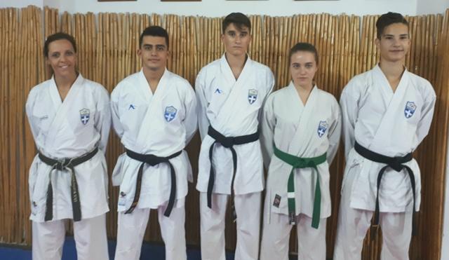 Με 4 αθλητές η ΑΚΑΔΗΜΙΑ στο Πανελλήνιο