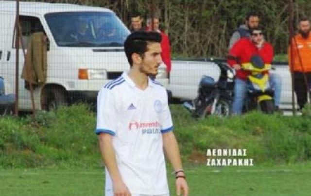 Βαρύ πένθος στο Αγρίνιο για τον 25χρονο ποδοσφαιριστή που σκοτώθηκε σε τροχαίο