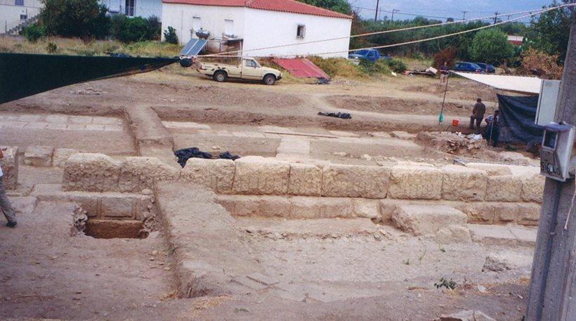 Βρέθηκε ο χαμένος ναός της Αρτέμιδος στην Αμάρυνθο