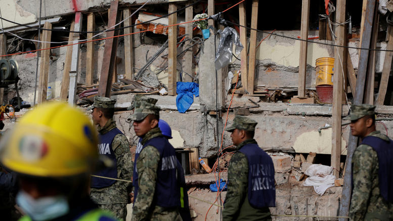 Μεξικό: Σβήνουν οι ελπίδες για επιζώντες στα ερείπια