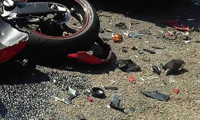 13χρονος μαθητής βρήκε φρικτό θάνατο σε τροχαίο με μηχανάκι
