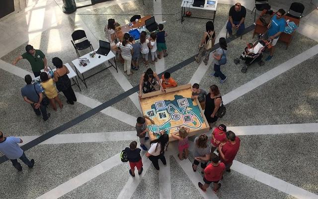 Με τεράστια επιτυχία η εκδήλωση για την εκπαιδευτική ρομποτική και το έργο TALOS