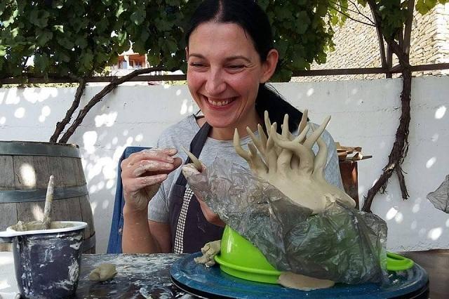Βολιώτισσα σπουδάστρια σε διεθνές συμπόσιο κεραμικής στη Ρωσία