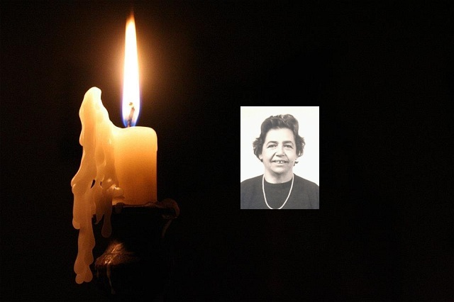 40ημερο μνημόσυνο ΜΑΡΙΑΣ ΕΠΑΜ. ΖΕΡΒΑ - ΚΟΥΤΣΙΚΟΥ