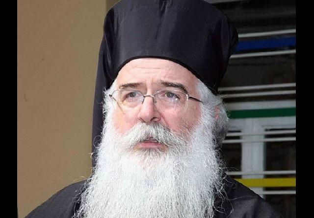 Μητροπολίτης: «Η προσευχή στα σχολεία ήταν αίτημα της Επαναστάσεως»