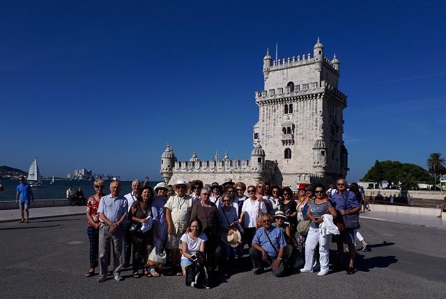 H Περιηγητική Λέσχη Βόλου στην Πορτογαλία