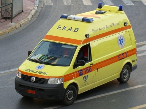 Τραυματισμός μαθητή σε γυμνάσιο της Λάρισας