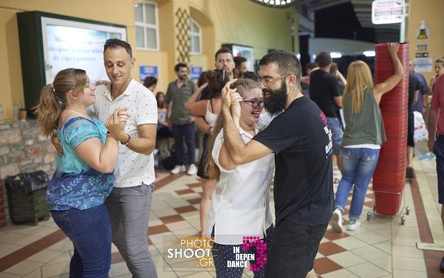 Χορός και μουσικό στο OLD CITY