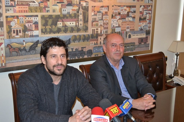 Παραιτήθηκε από Δημοτικός Σύμβουλος Λάρισας ο Αλέξης Γεωργούλης