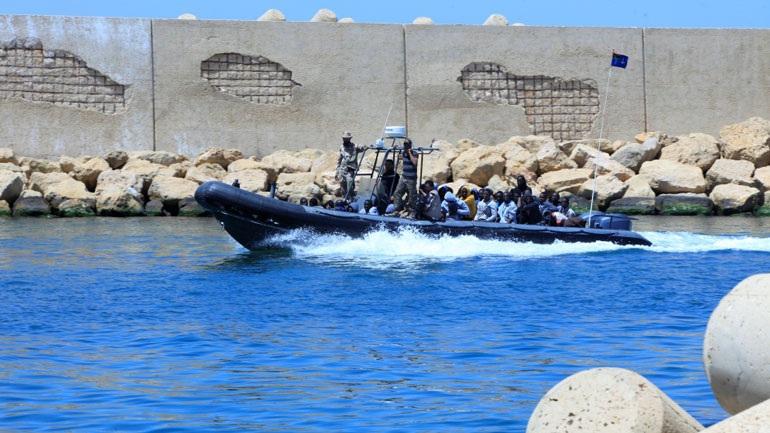 Η Λιβύη απειλεί με κατάσχεση τα πλοία των ΜΚΟ