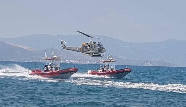 Με επιτυχία το εκπαιδευτικό τετραήμερο της Ελληνικής Ομάδας Διάσωσης