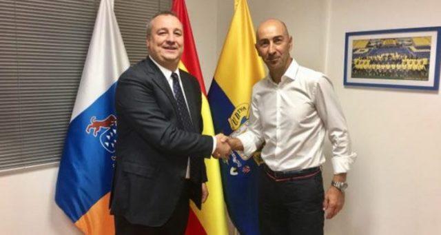 Η Λας Πάλμας ανακοίνωσε τον Πάκο Αγεσταράν