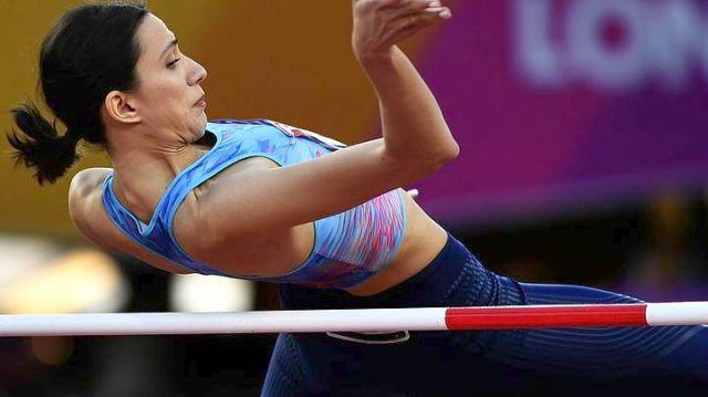 Η Μαρία Λασιτσκένε θα κάνει προετοιμασία στο ΟΑΚΑ