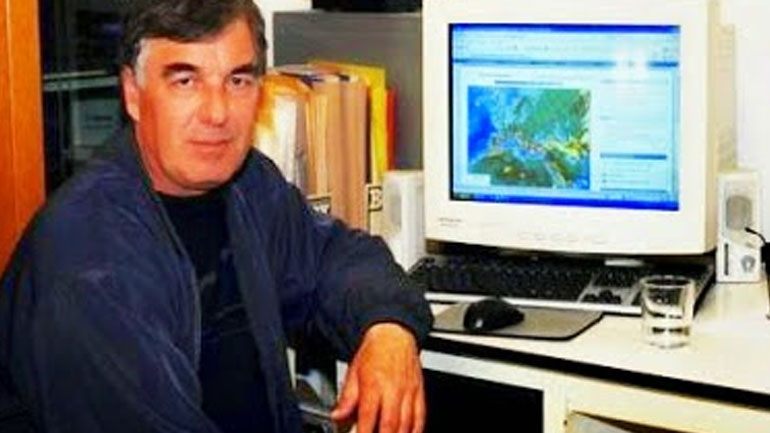 Βρέθηκε νεκρός στο σπίτι του ο σεισμολόγος Ηλίας Τσιάπας
