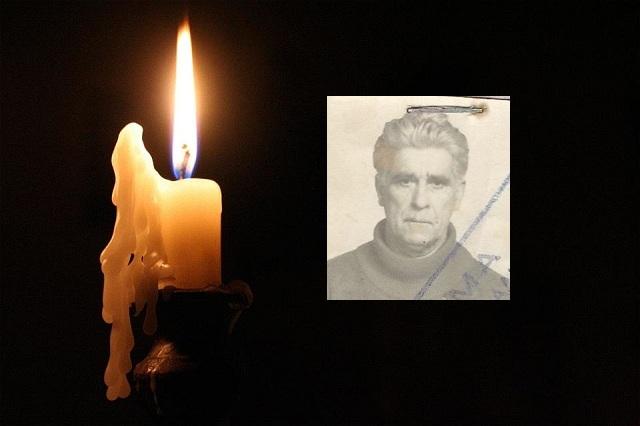 40ημερο μνημόσυνο ΠΑΝΑΓΙΩΤΗ ΚΟΛΟΡΙΖΟ