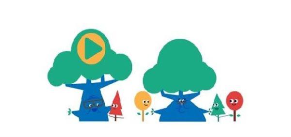 Google doodle: Ημέρα αφιερωμένη στον παππού και την γιαγιά