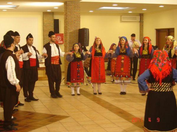 Χορευτική παράδοση ανατολικής Ρωμυλίας