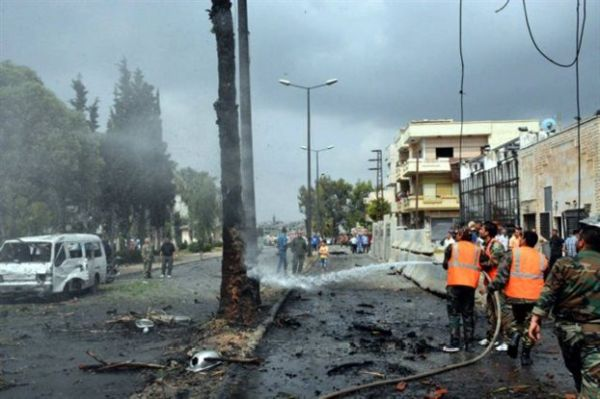 Συρία: Το ΙΚ αντεπιτίθεται και ανακαταλαμβάνει πόλη στη Χομς