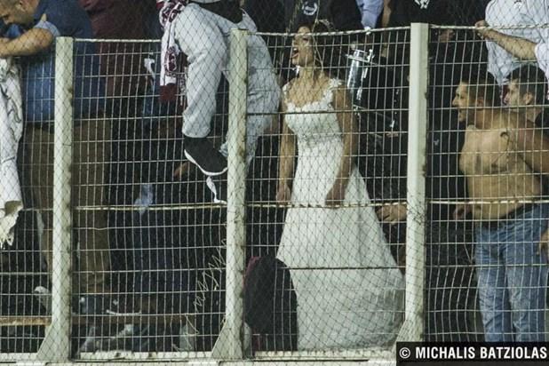 Από τον γάμο στο… πέταλο του ΑΕΛ FC ARENA