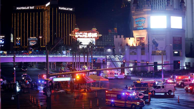 Λ.Βέγκας: Μακελειό σε συναυλία. 20 οι νεκροί, 100 οι τραυματίες