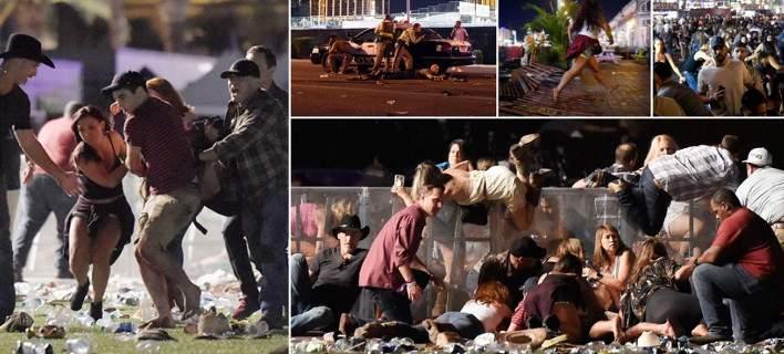 Στους 50 οι νεκροί από το μακελειό στο Λας Βέγκας