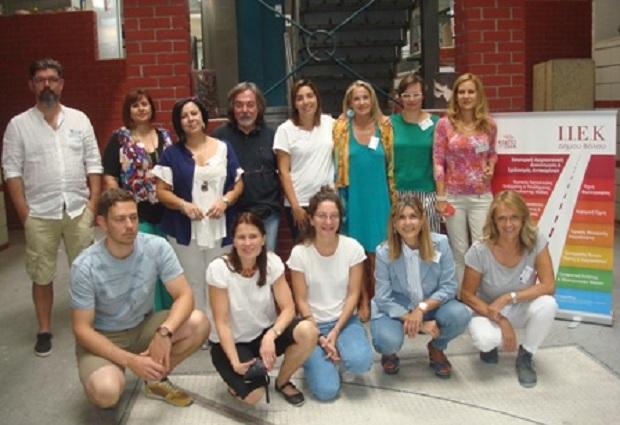Σε πρόγραμμα Erasmus για το κόσμημα το ΙΙΕΚ Βόλου