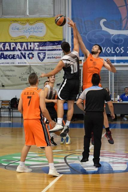 Ο ΓΣ Βόλου ήταν ο νικητής στο ντέρμπι κόντρα στην ΑΕΒΔ στο Κύπελλο ΕΣΚΑΘ