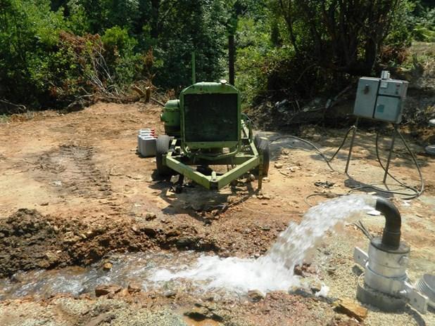 Σπαταλήθηκαν 3 δισ. κυβικά μέτρα νερού στη Θεσσαλία